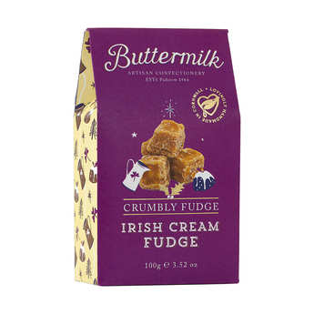 Burnt Sugar - Fudge - caramels anglais à l'irish cream