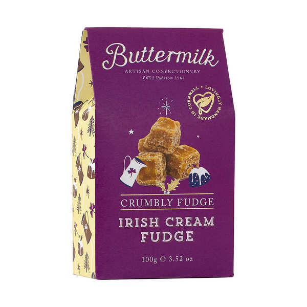 Fudge - caramels anglais à l'irish cream