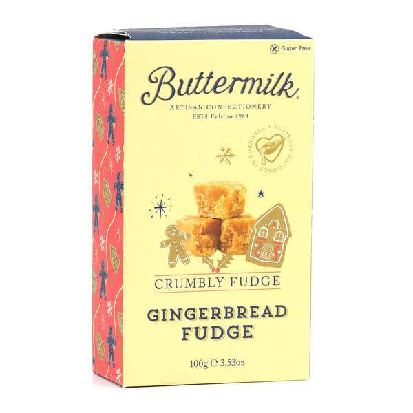 Fudge - caramels anglais au pain d'épices