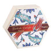 Turkish Delight - Loukoums aux noisettes, pistaches et noix de coco