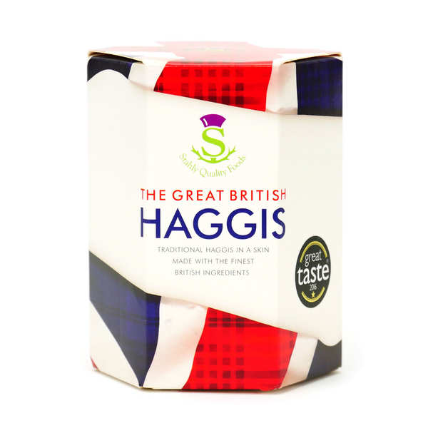 The Great British Haggis - Panse de brebis farcie écossaise