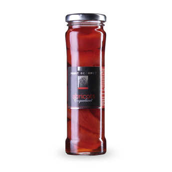 Fruit Gourmet - Apricot with Syrup Poppy Flavor