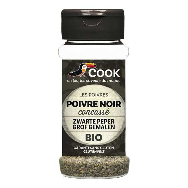 Organic pound Black Pepper