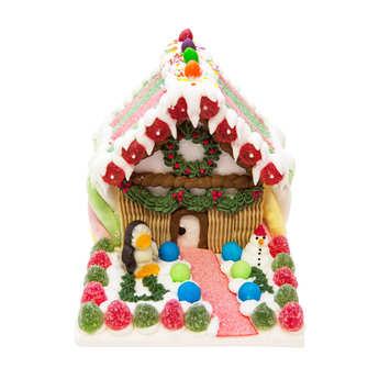 Pilsner Urquell - Maison en bonbons