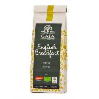 Les Jardins de Gaïa - Thé noir english breakfast bio