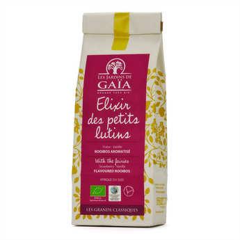 Les Jardins de Gaïa - Organic Rooibos with Strawberry and Vanilla