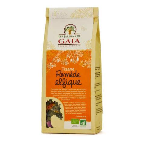 Les Jardins de Gaïa - Organic Herbal Tea 'Remède elfique'