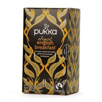 Pukka herbs - Thé Elegant English Breakfast bio