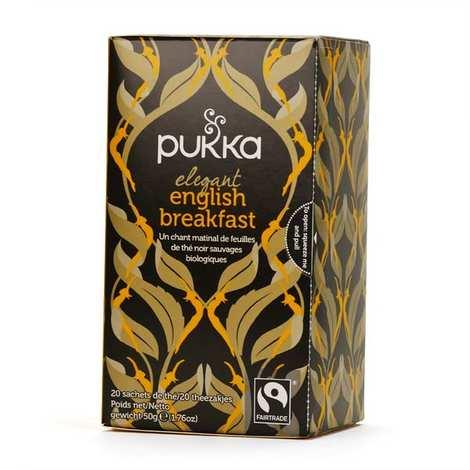 Pukka herbs - Organic Elegant English Breakfast Tea
