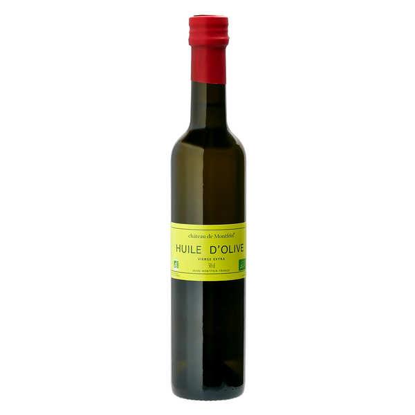 Huile d'olive vierge extra bio -  Château de Montfrin