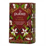 Pukka herbs - Organic Vanilla Chai Ayurvedic Herbal Tea