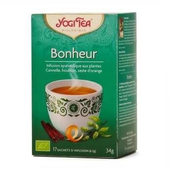 Yogi Tea - Infusion bonheur bio - Yogi Tea