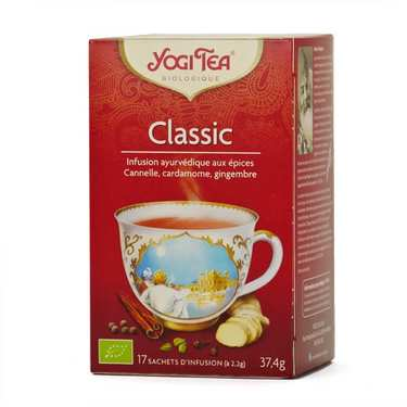 Infusion classic bio - Yogi Tea