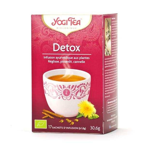 Infusion detox bio - Yogi Tea