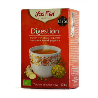 Infusion digestion bio - Yogi Tea