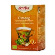 Yogi Tea - Organic Ginseng herbal Tea - Yogi Tea