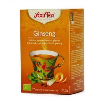 Yogi Tea - Infusion ginseng bio - Yogi Tea