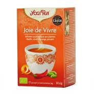 Yogi Tea - Organic Love of Life Herbal Tea - Yogi Tea