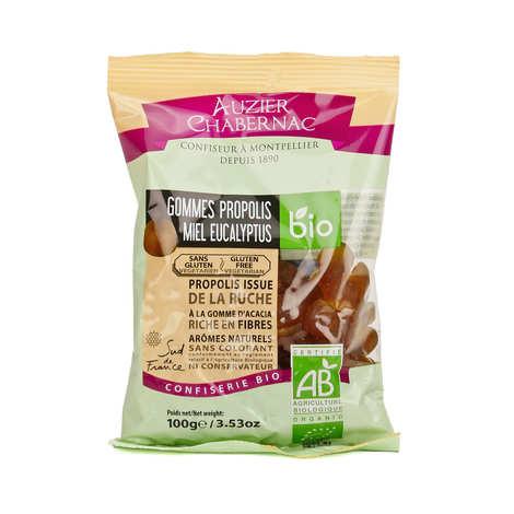 Auzier Chabernac - Gomme propolis miel eucalyptus bio