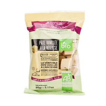 Auzier Chabernac - Bonbon de pâte vanillée à la réglisse bio