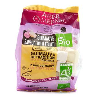 Auzier Chabernac - Guimauves saveur tutti frutti bio
