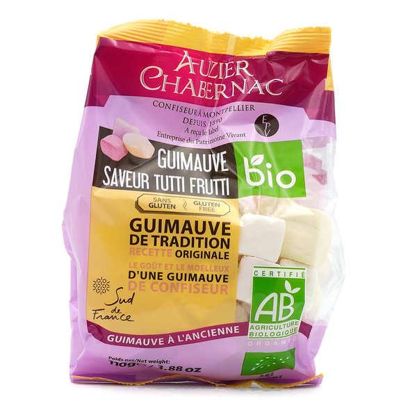Organic Tutti Frutti Marshmallows