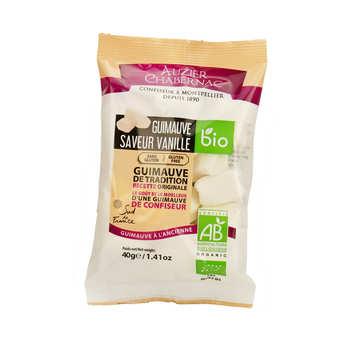 Auzier Chabernac - Guimauves saveur vanille bio