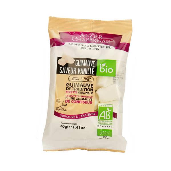 Guimauves saveur vanille bio