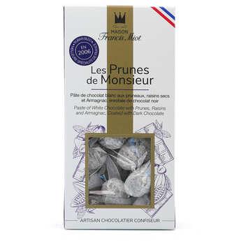 """Maison Francis Miot - """"Les Prunes de Monsieur"""" - Chocolate, Prune, Armagnac"""