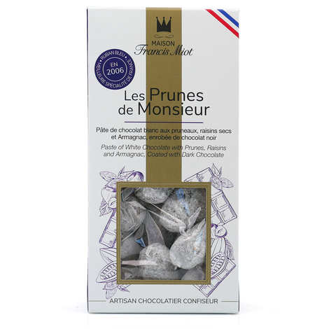 Maison Francis Miot - Les Prunes de Monsieur - Francis Miot