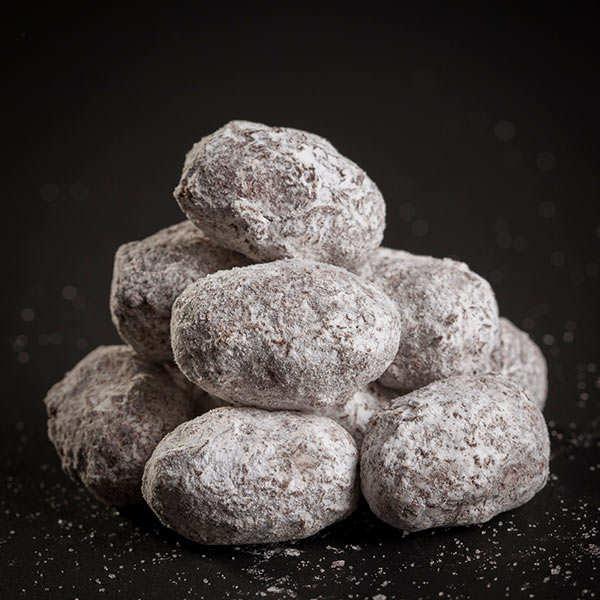"""""""Les Prunes de Monsieur"""" - Chocolate, Prune, Armagnac"""