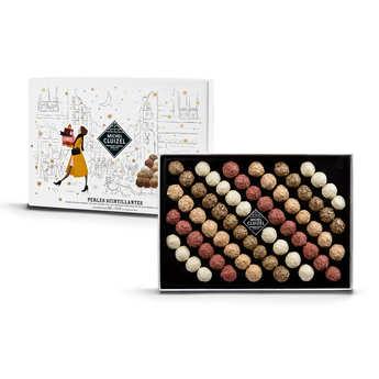 "Michel Cluizel - ""Shining Pearls"" Christmas Gift Box by Michel Cluizel"
