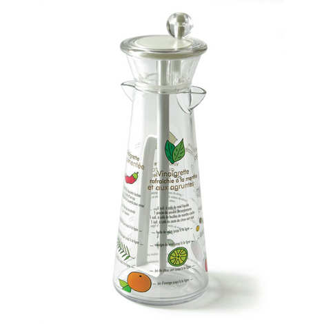Mastrad - Mélangeur à vinaigrette Mastrad