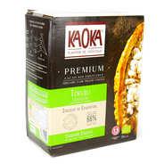 Kaoka - Organic Black Chocolate Couverture 66% - Sao Tomé