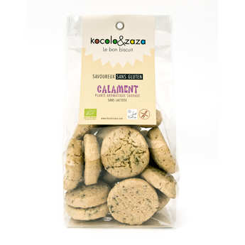 Biscuiterie Kocolo et zaza - Organic Biscuits with Tea from Aubrac - Gluten and Lactose Free