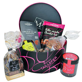 Maison Taillefer - Round Gift Box by Maison Taillefer