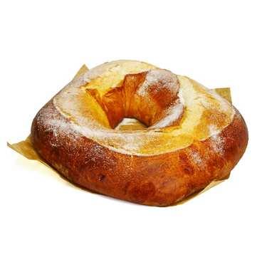 gâteau à la broche - aveyron - maison cavalier