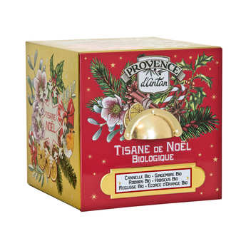 Provence d'Antan - Organic Christmas Herbal from Provence