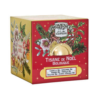 Organic Christmas Herbal from Provence