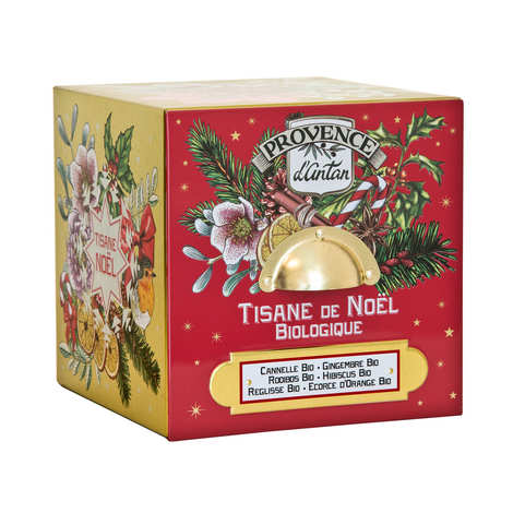 Provence d'Antan - Tisane de Noël bio