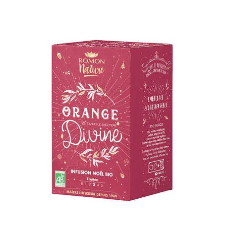 Romon Nature - Organic Christmas Herbal Tea Romon Nature