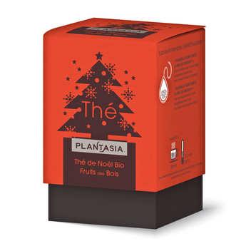 Plant'asia - Organic Berries Christmas Tea
