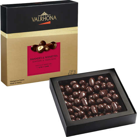 Valrhona - Almond and Hazelnut with Grand Cru Dark Chocolate - Valrhona