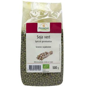 Priméal - Soja vert à germer bio