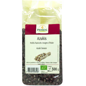Priméal - Organic azuki beans