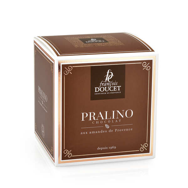 'Pralino' Amande enrobée de chocolat - François Doucet