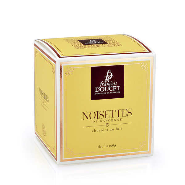 Coated and Praline Hazelnuts by François Doucet