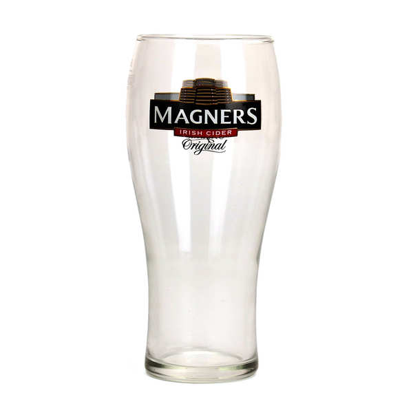 Magners glass