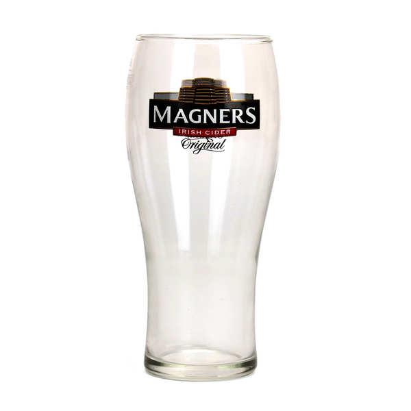 Verre à cidre et bière Magners