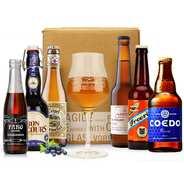 BienManger paniers garnis - 6 Beers August Discovery Box